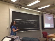 Stephanie Slater discusses motivation theory at MIT