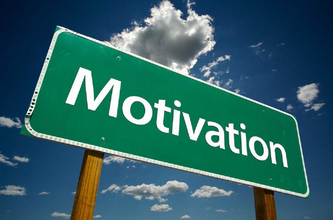 motivation road sign image