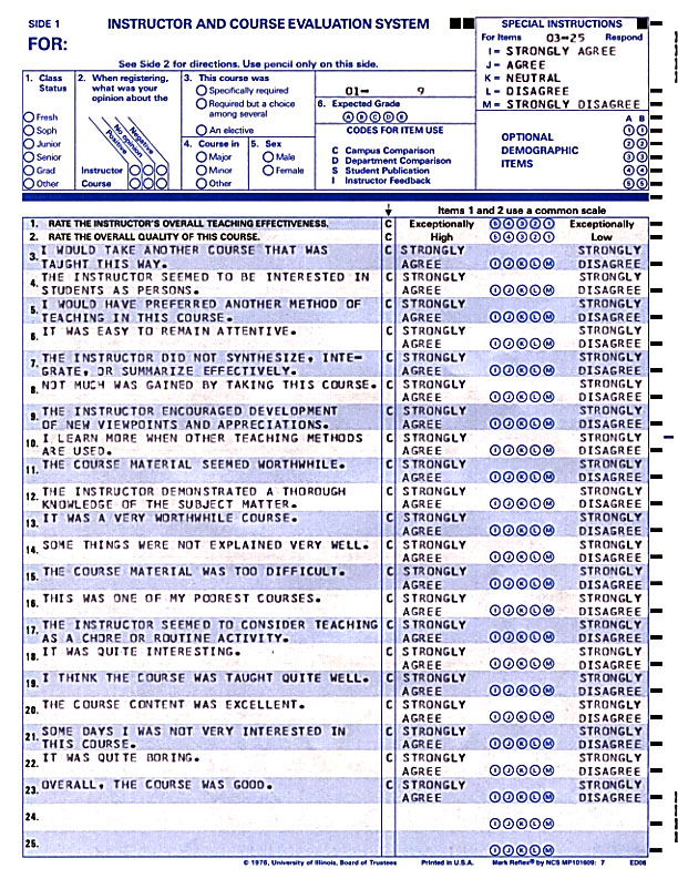 Teaching Evaluation Form Teacher Workshop Evaluation Form