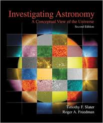 Investigating Astronomy by Slater and Freedman