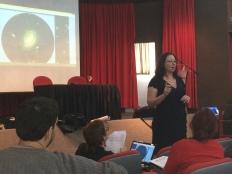 CAPER Lecturing in Brazil